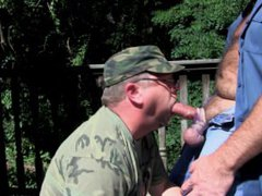 ROB BROWN: vidz BIG SLURPSICLE  super CLIP 3