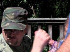 ROB BROWN: vidz BIG SLURPSICLE  super CLIP 4