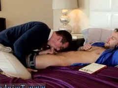 Nice young vidz gay hairy  super cock After some 69ing, Damien has Jackson sit on his