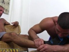 Naked men vidz feet fetish  super movietures gay Johnny Hazzard Stomps Ricky Larkin