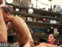Straight guys vidz jack each  super other off video gay Fitness trainer gets anal