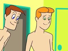 School Fantasy vidz gay cartoon  super add ..Jamesxxx7