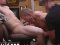 Sucking straight vidz arab gay  super He sells his tight backside for cash
