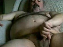 Bear Masturbation vidz Part 2