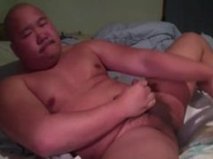 Gorgeous Asian vidz Cub Jerk  super Off and Dildo Play