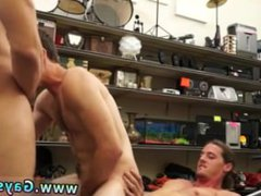 Blowjob gay vidz sexy live  super online first time Fitness trainer gets anal banged