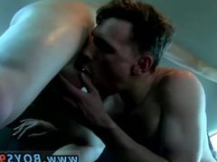Anal dripping vidz tranny gay  super sex movies and latino boy kiss Tag Teamed In The