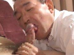 Japanese old vidz man 220