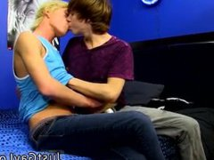 Teen gay vidz porn and  super free movie clip Jeremy Sanders confesses he's pretty