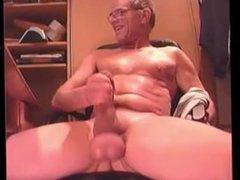 hot old vidz man