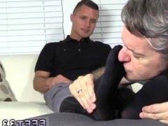 Boy s vidz first gay  super sex snapchat Tommy Makes Tenant Worship His Feet