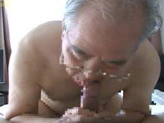 Japanese old vidz man 230
