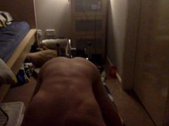 18 year vidz old get  super fucked by machine doggy style