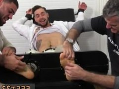 Thick legs vidz gay KC  super Gets Tied Up & Revenge Tickled