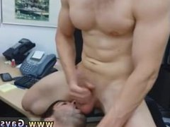Erect in vidz public gay  super Straight dude goes gay for cash he needs