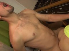 Monster cock vidz foursome bareback,  super cum swallowing