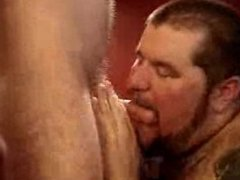 Big Bear vidz Blowjob