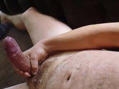 Masturbating naked vidz and cumming
