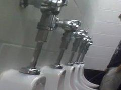 voyeur guy vidz at urinals