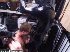 Straight guys vidz with big  super cocks movies gay He got a job alright rim job/blow