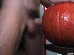 Sam Bridle vidz Pumpkin Fucking