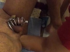 FISTING ASS vidz - She  super fisting ass elbow her bitch husband