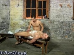 Bondage male vidz gay video  super For this session of salami joy he has the gorgeous