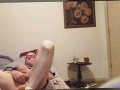 Husband stretching vidz his tight  super fuck hole
