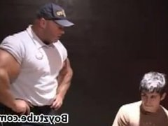 The Interrogation vidz - brad  super hollibaugh part 1