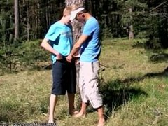 Gay teen vidz boy drink  super piss Roma and Artur Piss Play Outside