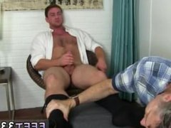 Feet mature vidz gays movies  super Connor Gets Off Twice Being Worshiped