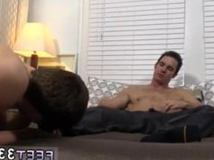 Young gay vidz twink boys  super feet Hunter Page & Cameron Worship Each Others Feet