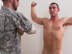Army men vidz huge cock  super photo gay Extra Training for the Newbies
