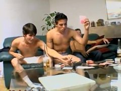 Teen emo vidz gay guys  super sex videos The Poker Game