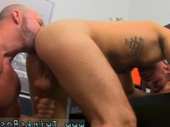 Triple anal vidz gay sex  super video Or that's what super-naughty musclebound hunk