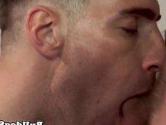 Muscular jock vidz throated rough  super before anal