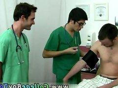 Young mens vidz physical examination  super and nude