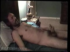 Mature Amateur vidz John Jacking  super Off