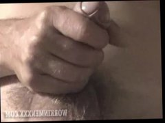 Homemade Video vidz of Mature  super Amateur Jim Beating Off