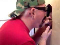 Thick Cock vidz Newbie Cums  super At the Gloryhole