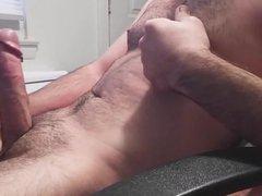 Worshipping Big vidz Cock Nips  super Popper Training