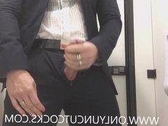 Jerking And vidz Cum In  super Suit