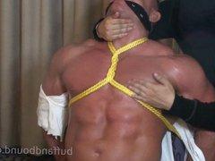 Buff Muscle vidz Hunk Tie  super up
