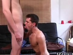 Gay college vidz student gets  super his first facial
