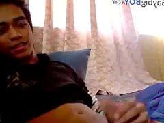 thai boy vidz help wank  super by friend