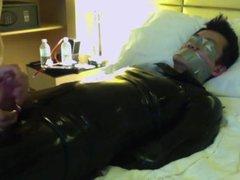 ejaculation in vidz latex