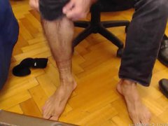 Muscle Feet vidz Foot Fetish