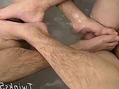 Gay twinks vidz with cute  super shaved legs movies