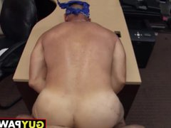 Tough biker vidz dude gets  super anal fucked