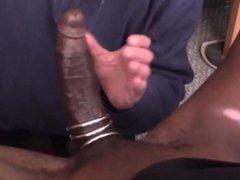 Deepthroat Mister vidz BBC and  super Cum